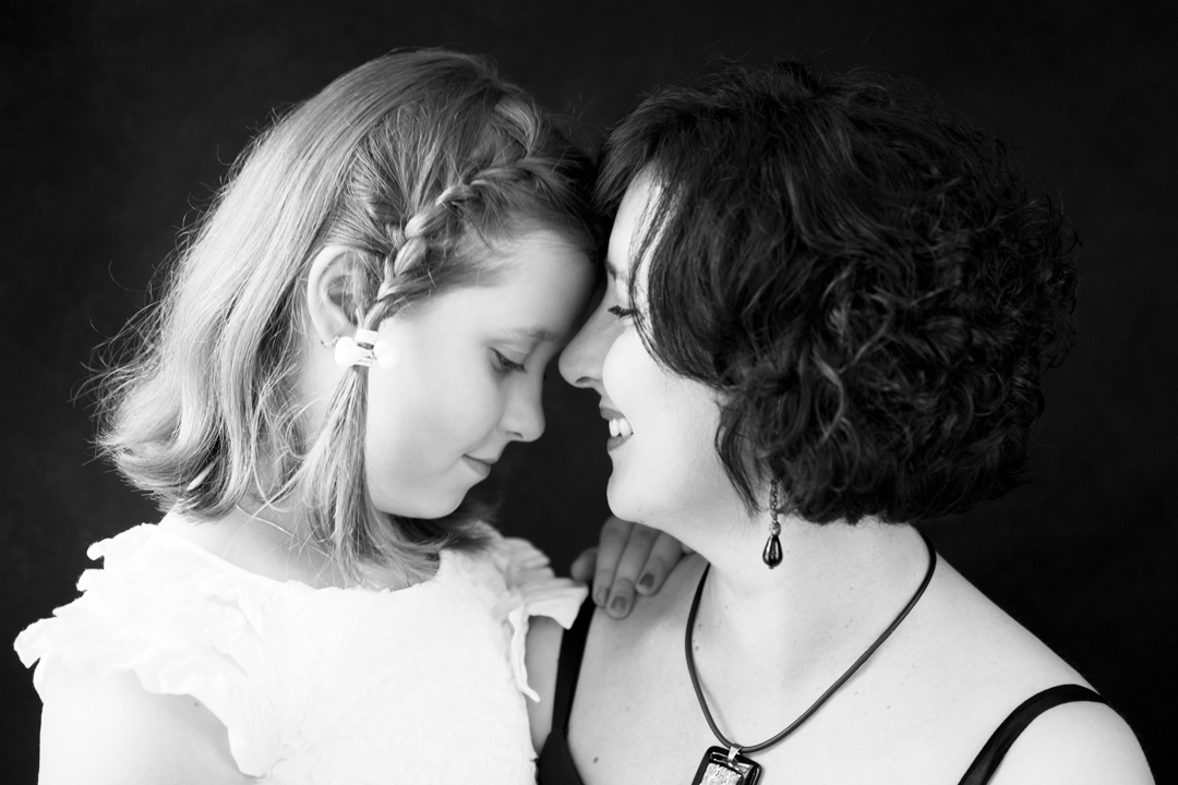 Rodzinna sesja zdjęciowa - Klaudia i Natalia