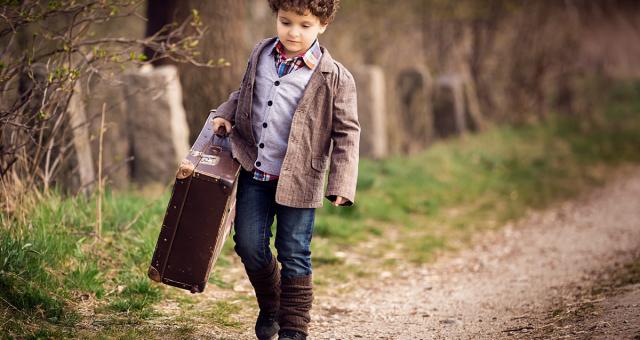 Mały Podróżnik - fotografia dziecięca w Jeleniej Górze