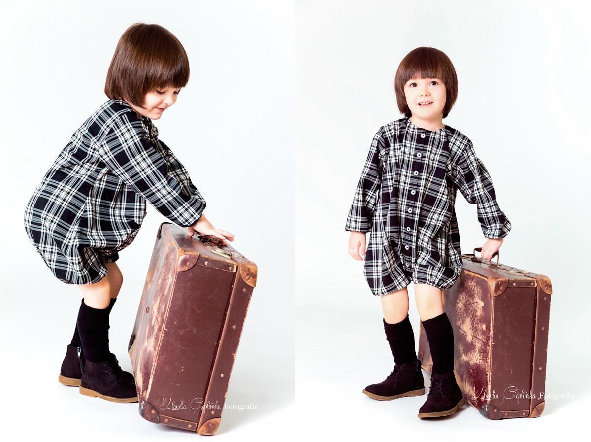 Sesja w ubrankach MIMMO. Fotografia dziecięcia Jelenia Góra - zapraszam.