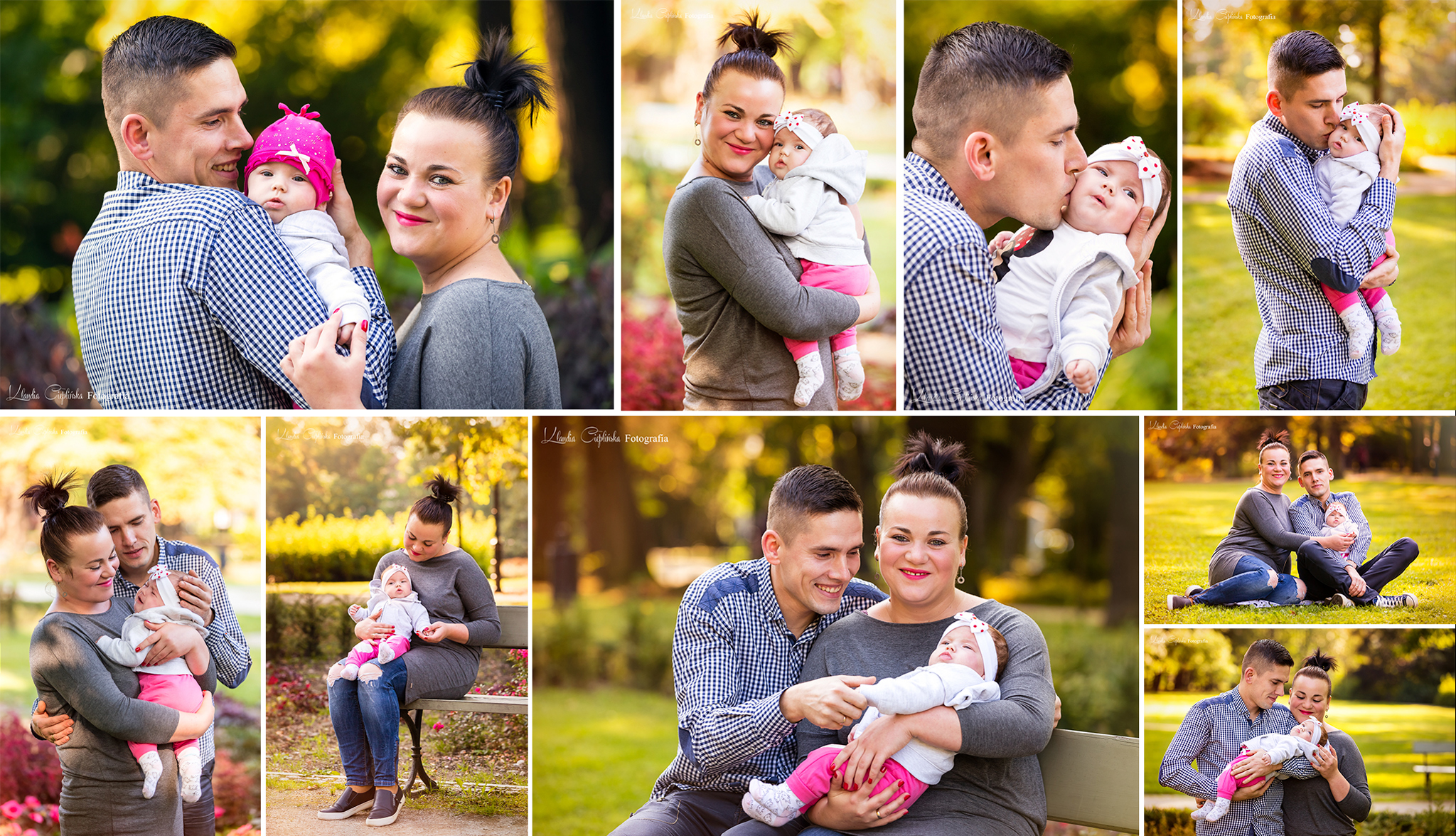 rodzinna sesja zdjęciowa - Klaudia Cieplińska - fotografia
