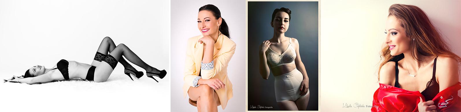 Klaudia Cieplińska - fotografia kobiet Jelenia Góra. Sesje w studio i w plenerze. Artystyczne zdjęcia boudoir z nowoczesnym retuszem.