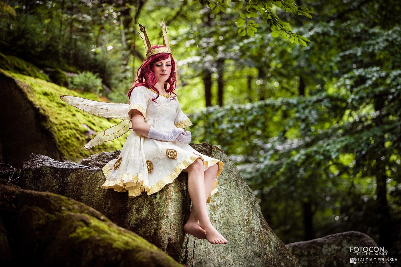 Cosplay fotografia Fotocon by Tachland we Wleniu w Polsce w 2017 roku. Fotografia portretowa Klaudia Cieplińska