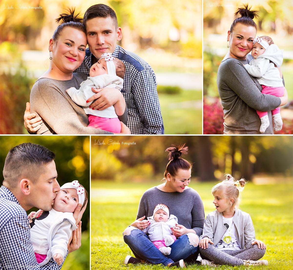 plenerowe zdjęcia rodzinne na Śląsku