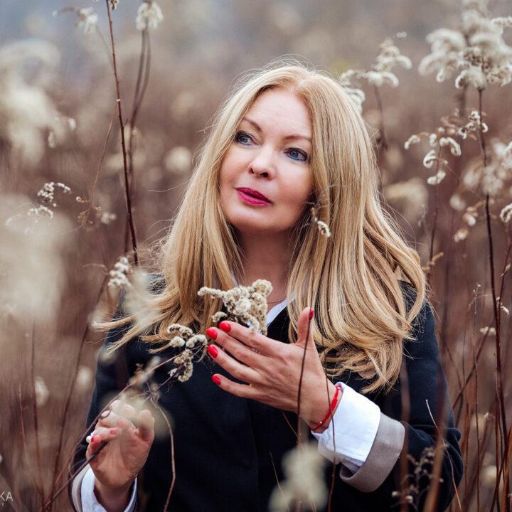 Plenerowa fotografia portretowa