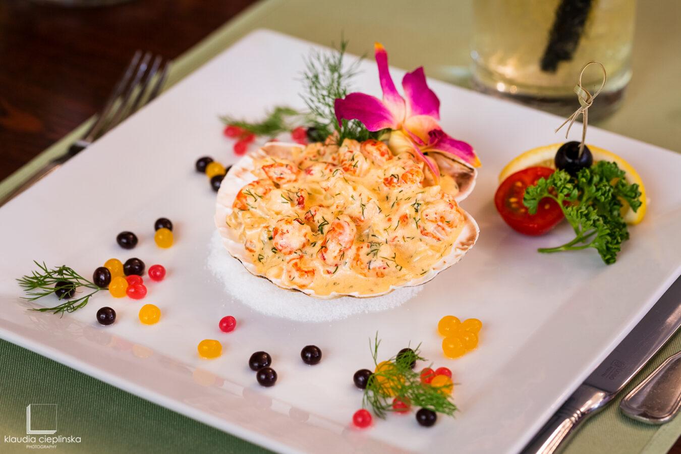 sesja potraw w restauracji Jelenia Góra