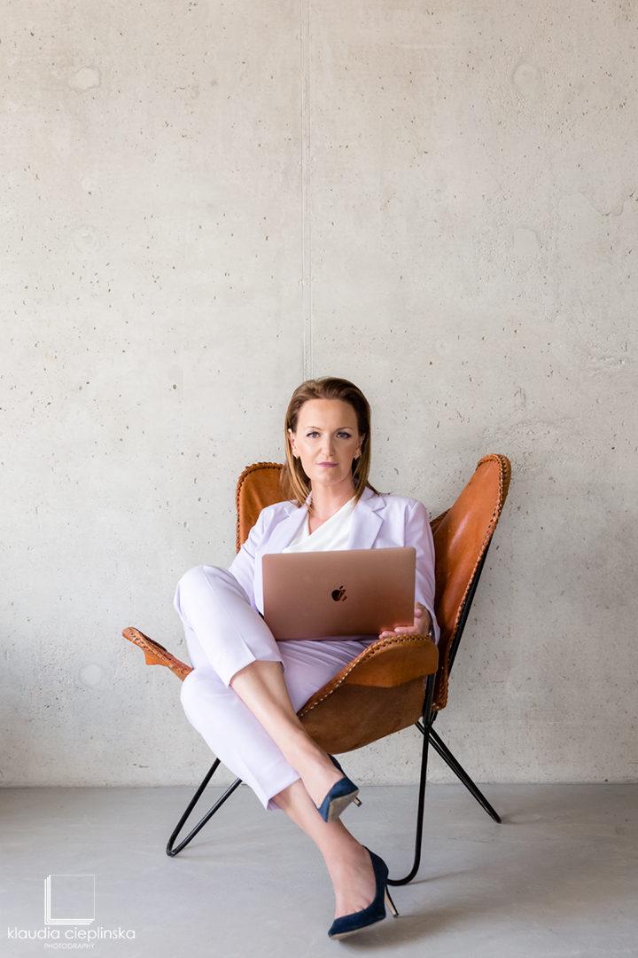 Zdjęcia portret biznesowy Śląsk