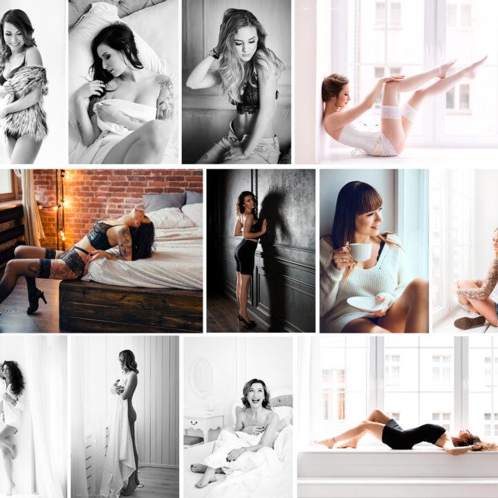 Sesje fotograficzne kobiet