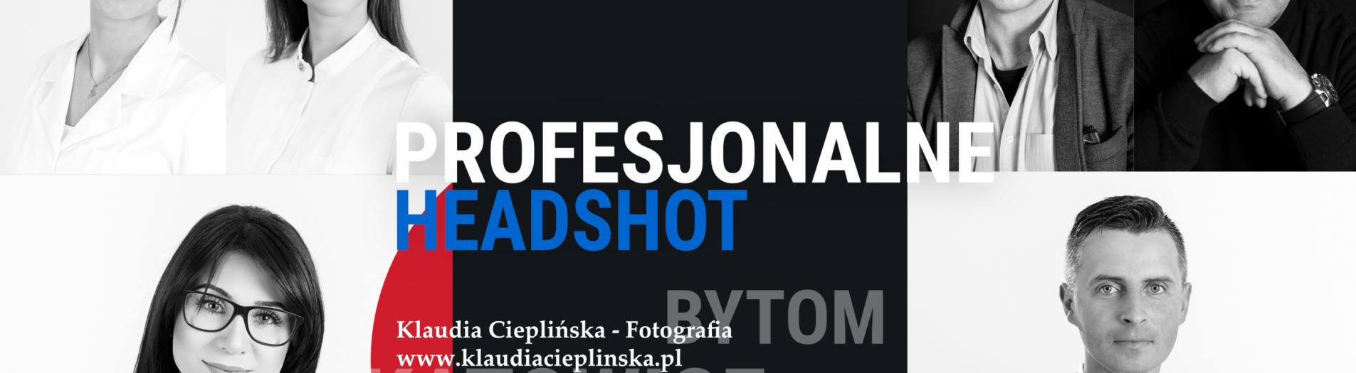 Zdjęcia portretowe - headshot